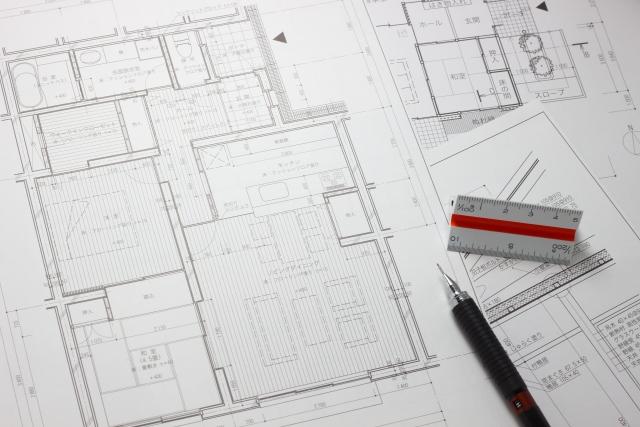 壁芯面積と内法面積